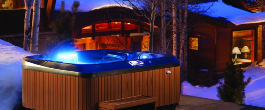 Hot Tub Season Is Here!